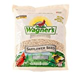 Wagner's 57075 Deluxe Safflower Seed Wild Bird Food, 5-Pound Bag